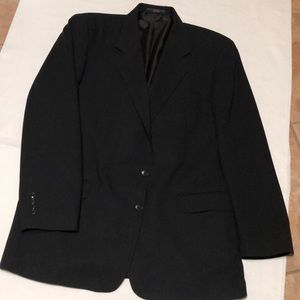 JNY JONES NEW YORK 2 piece Black Suit L46